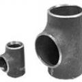 Тройник стальной черный ГОСТ 17376-2001