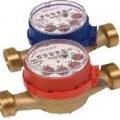 Счетчики воды крыльчатые ТИП JS-1,5;  JS90-1,5;  JS -2,5;  JS90-2,5