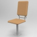 Кресло крановщика складывающееся ККС-1